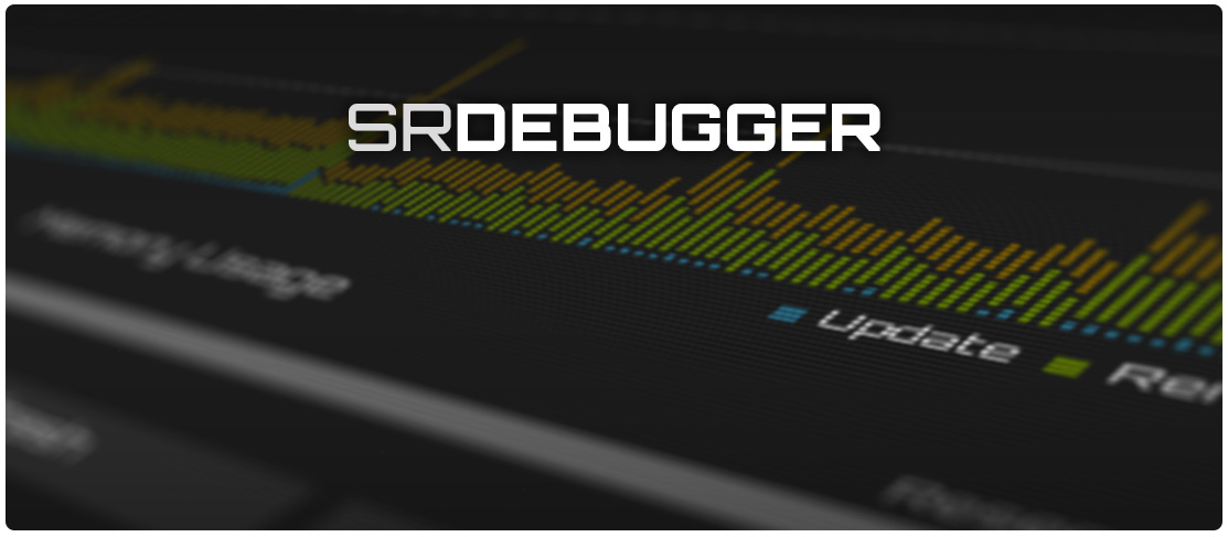 SRDebugger Screenshot